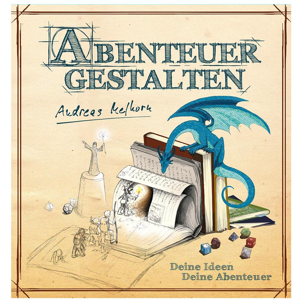 Cover von Abenteuer gestalten