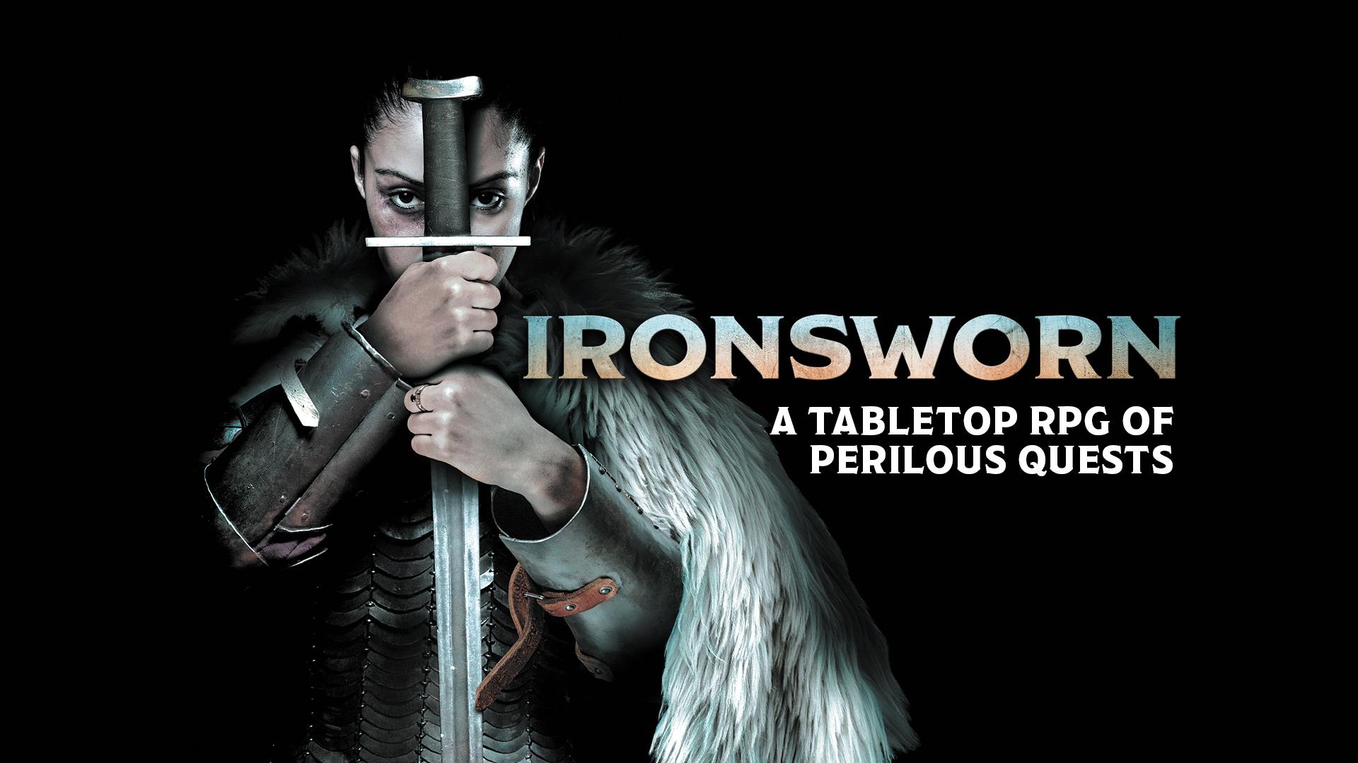 Ironsworn – Ein Dialog zwischen zwei Eisenländern   Smalltalk Episode 1